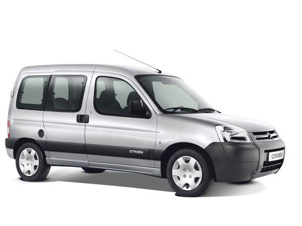 Berlingo 5 places X 2002 remodelage