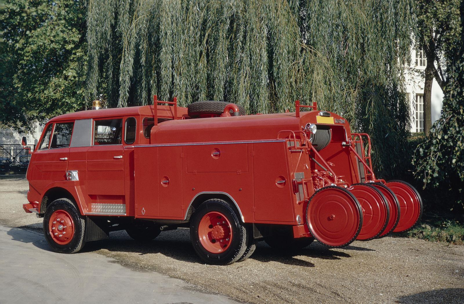Typ 350 Firefighters - 1967
